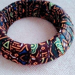 Bracelets, Ankara Fashion Bracelet